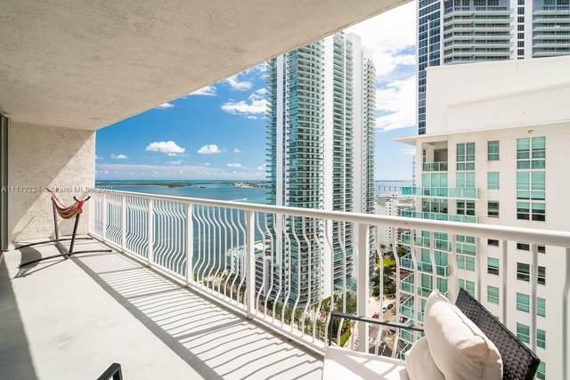 1200 Brickell Bay Dr #2505, Miami, FL 33131 (MLS #A11112224) :: Jose Laya