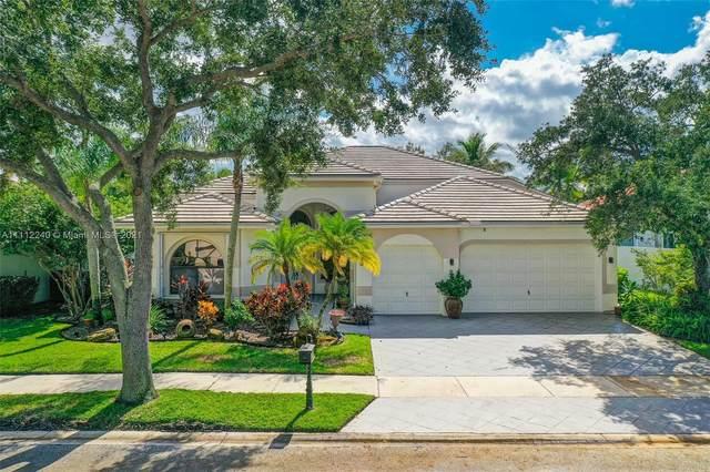 1149 Ginger Cir, Weston, FL 33326 (MLS #A11112240) :: All Florida Home Team