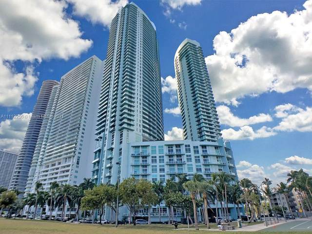 1900 N Bayshore Dr #3807, Miami, FL 33132 (MLS #A11112256) :: Castelli Real Estate Services