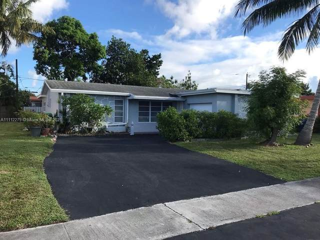 8461 NW 20th Court, Sunrise, FL 33322 (MLS #A11112279) :: The Teri Arbogast Team at Keller Williams Partners SW