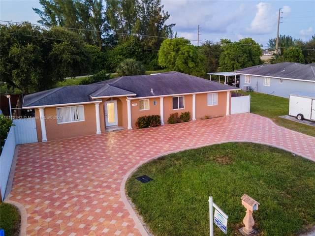 3951 NW 179th St, Miami Gardens, FL 33055 (MLS #A11112342) :: Jose Laya