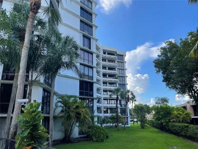 13953 Kendale Lakes Cir 506B, Miami, FL 33183 (MLS #A11112348) :: The MPH Team