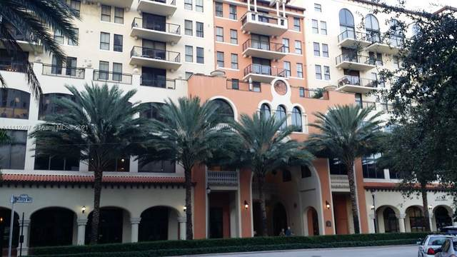 55 Merrick Way #813, Coral Gables, FL 33134 (MLS #A11112407) :: Search Broward Real Estate Team