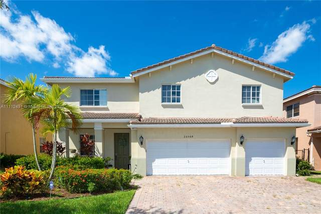 20564 NW 11th Ave, Miami Gardens, FL 33169 (MLS #A11112431) :: Rivas Vargas Group