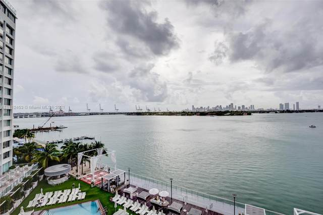 1100 West Ave #1220, Miami Beach, FL 33139 (MLS #A11112453) :: THE BANNON GROUP at RE/MAX CONSULTANTS REALTY I