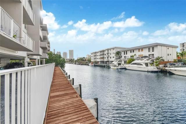 3716 NE 168th St #301, North Miami Beach, FL 33160 (MLS #A11112471) :: Castelli Real Estate Services