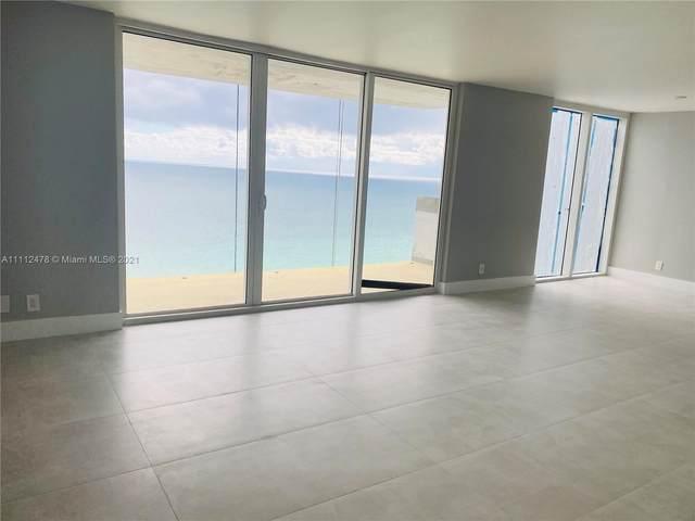 2030 S Ocean Dr #1621, Hallandale Beach, FL 33009 (MLS #A11112478) :: Castelli Real Estate Services