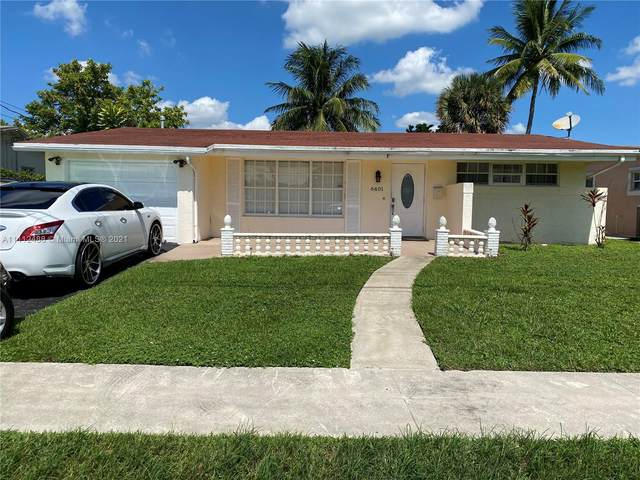 6601 NW 25th Ct, Sunrise, FL 33313 (MLS #A11112488) :: All Florida Home Team