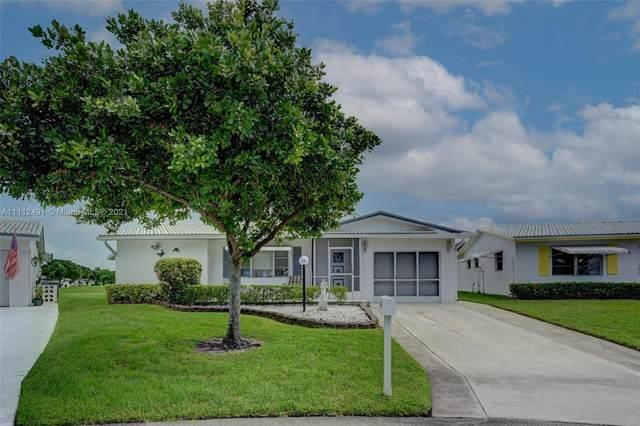 1090 NW 88th Way, Plantation, FL 33322 (MLS #A11112491) :: Search Broward Real Estate Team