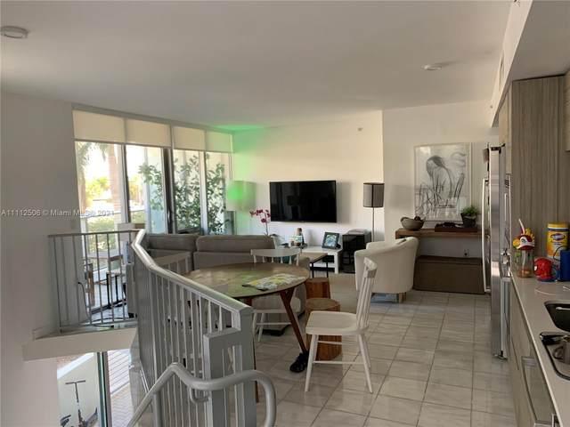 6620 Indian Creek Dr #105, Miami Beach, FL 33141 (MLS #A11112506) :: Berkshire Hathaway HomeServices EWM Realty
