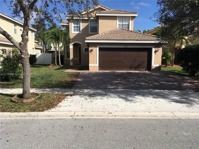 16411 SW 28th St, Miramar, FL 33027 (MLS #A11112545) :: Re/Max PowerPro Realty