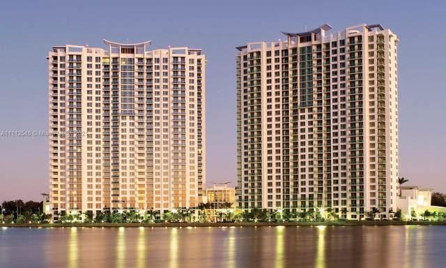2681 N Flamingo Rd 708S, Sunrise, FL 33323 (MLS #A11112546) :: Re/Max PowerPro Realty