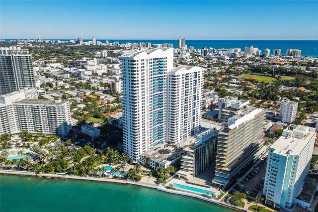 1330 West Ave #2001, Miami Beach, FL 33139 (MLS #A11112564) :: Green Realty Properties