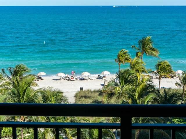 10175 Collins Ave #502, Bal Harbour, FL 33154 (MLS #A11112567) :: Jose Laya