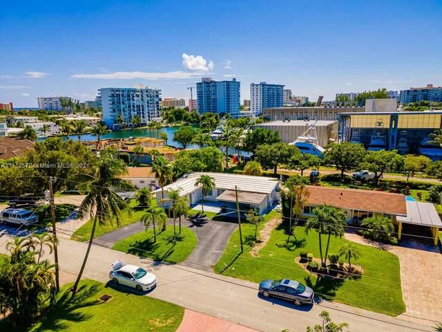 2950 NE 18th St, Pompano Beach, FL 33062 (MLS #A11112572) :: Re/Max PowerPro Realty