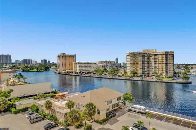 1833 S Ocean Dr #806, Hallandale Beach, FL 33009 (MLS #A11112595) :: Re/Max PowerPro Realty