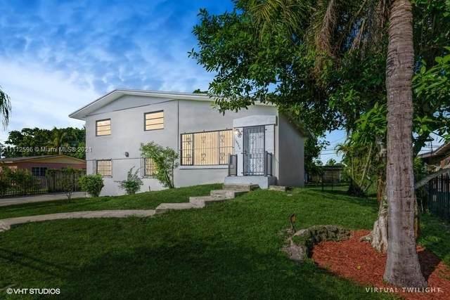 18540 NW 38th Ct, Miami Gardens, FL 33055 (MLS #A11112596) :: GK Realty Group LLC
