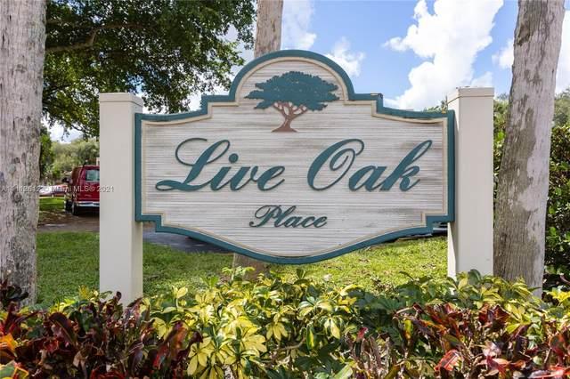 9430 Live Oak Pl #407, Davie, FL 33324 (MLS #A11112612) :: The Teri Arbogast Team at Keller Williams Partners SW