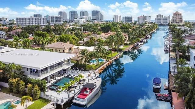 2506 Barcelona Dr, Fort Lauderdale, FL 33301 (MLS #A11112646) :: Jo-Ann Forster Team