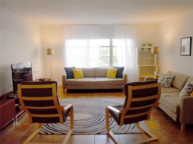 5161 Collins Ave #310, Miami Beach, FL 33140 (MLS #A11112697) :: Berkshire Hathaway HomeServices EWM Realty