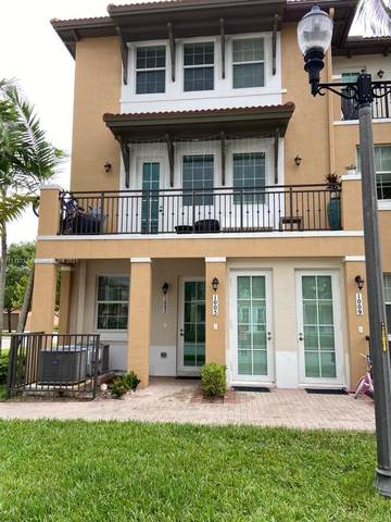 1007 SW 147th Ave #5109, Pembroke Pines, FL 33027 (MLS #A11112714) :: The Teri Arbogast Team at Keller Williams Partners SW