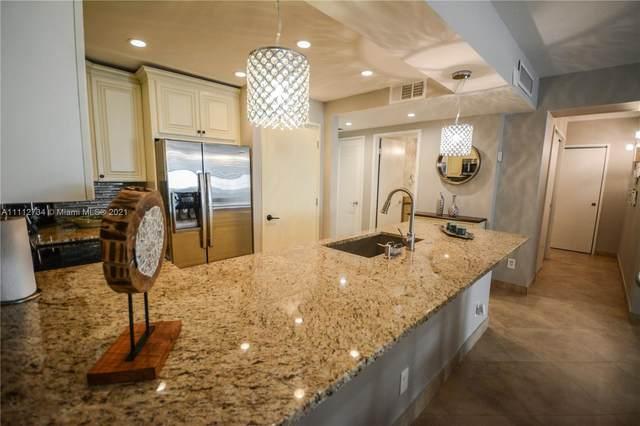 3725 S Ocean Dr #703, Hollywood, FL 33019 (MLS #A11112734) :: Castelli Real Estate Services