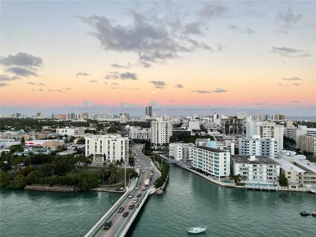 10 Venetian Way #1704, Miami Beach, FL 33139 (MLS #A11112745) :: Jose Laya