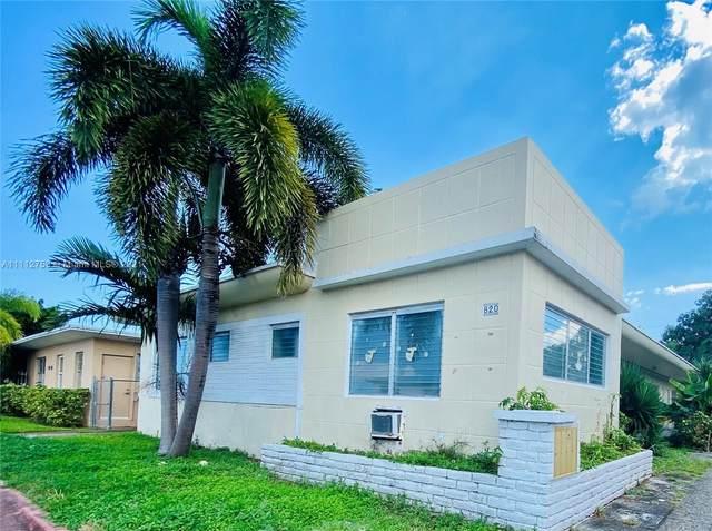 820 85th St, Miami Beach, FL 33141 (MLS #A11112753) :: Castelli Real Estate Services