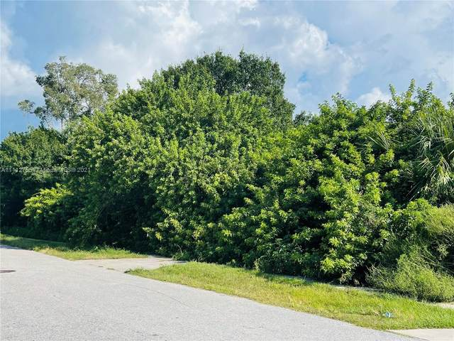 LOT 1 & 3 23RD ST, Sarasota, FL 34234 (MLS #A11112755) :: THE BANNON GROUP at RE/MAX CONSULTANTS REALTY I