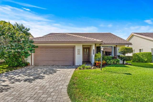 1485 Lakeview Cir, Coral Springs, FL 33071 (MLS #A11112773) :: The Teri Arbogast Team at Keller Williams Partners SW