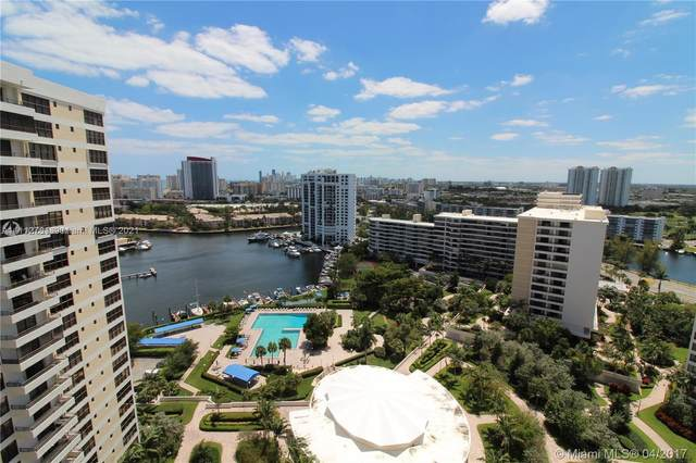 2500 Parkview Dr #2215, Hallandale Beach, FL 33009 (MLS #A11112781) :: Green Realty Properties