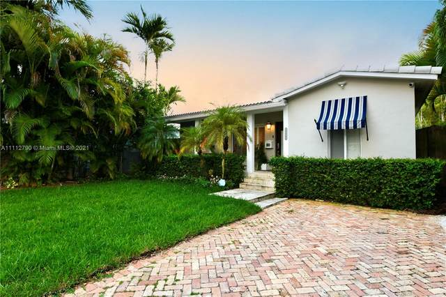 2480 SW 23rd St, Miami, FL 33145 (MLS #A11112790) :: Castelli Real Estate Services