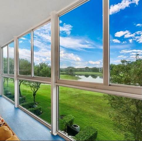850 SW 133rd Ter 318B, Pembroke Pines, FL 33027 (MLS #A11112791) :: Castelli Real Estate Services