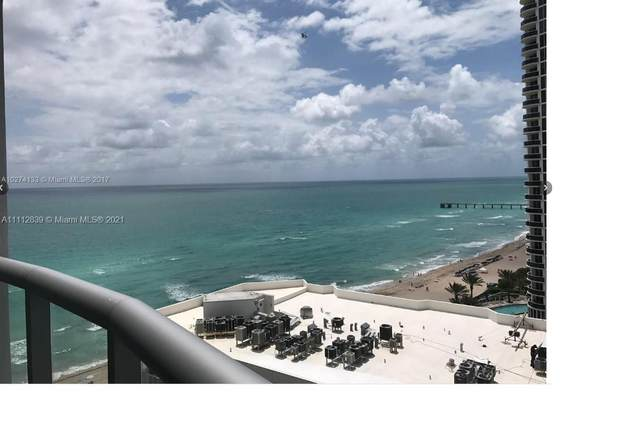 17315 Collins Ave #1705, Sunny Isles Beach, FL 33160 (MLS #A11112839) :: THE BANNON GROUP at RE/MAX CONSULTANTS REALTY I
