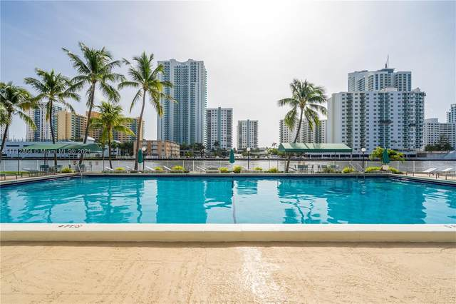 800 Parkview Dr #210, Hallandale Beach, FL 33009 (MLS #A11112864) :: Green Realty Properties