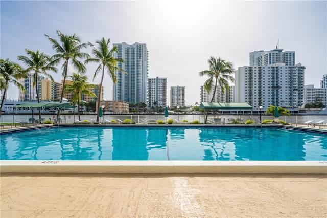 800 Parkview Dr #210, Hallandale Beach, FL 33009 (MLS #A11112864) :: Berkshire Hathaway HomeServices EWM Realty