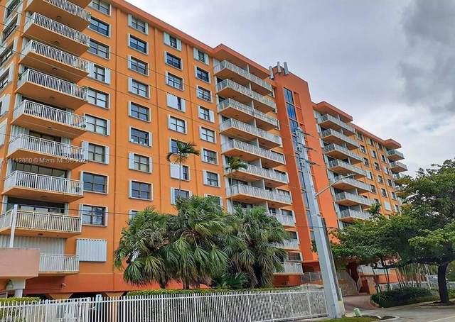 2450 NE 135th St #403, North Miami, FL 33181 (MLS #A11112880) :: Green Realty Properties