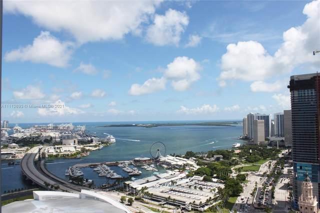 888 Biscayne Blvd #4004, Miami, FL 33132 (MLS #A11112893) :: Jose Laya
