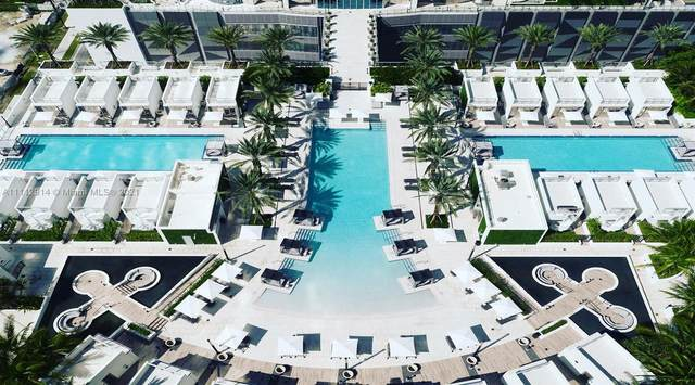 851 NE 1 #3809, Miami, FL 33132 (MLS #A11112914) :: Berkshire Hathaway HomeServices EWM Realty