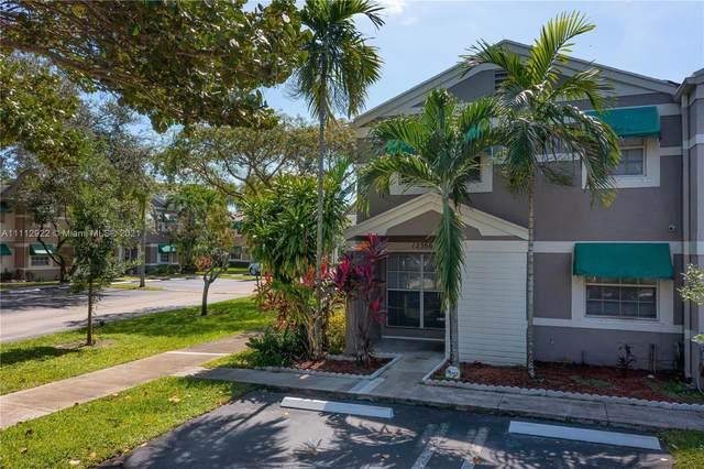 12366 SW 51st Pl #12366, Cooper City, FL 33330 (MLS #A11112922) :: Green Realty Properties