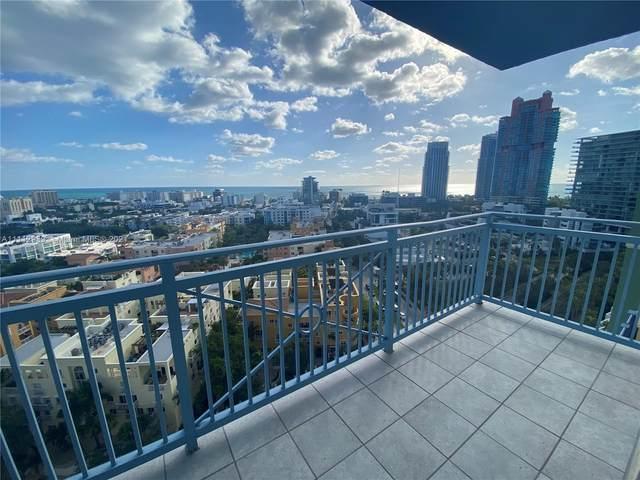 90 Alton Rd #1811, Miami Beach, FL 33139 (MLS #A11112939) :: Jose Laya