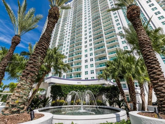 3301 NE 183rd St #1906, Aventura, FL 33160 (MLS #A11112978) :: Green Realty Properties