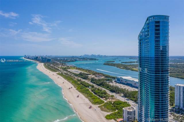 15701 Collins Avenue #3004, Sunny Isles Beach, FL 33160 (MLS #A11112989) :: Green Realty Properties