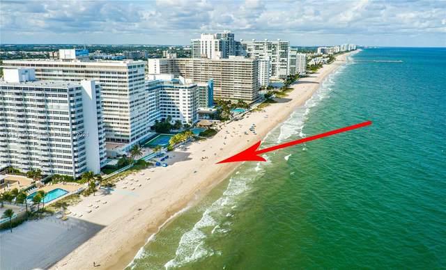 4020 Galt Ocean Dr #107, Fort Lauderdale, FL 33308 (MLS #A11113002) :: The Paiz Group