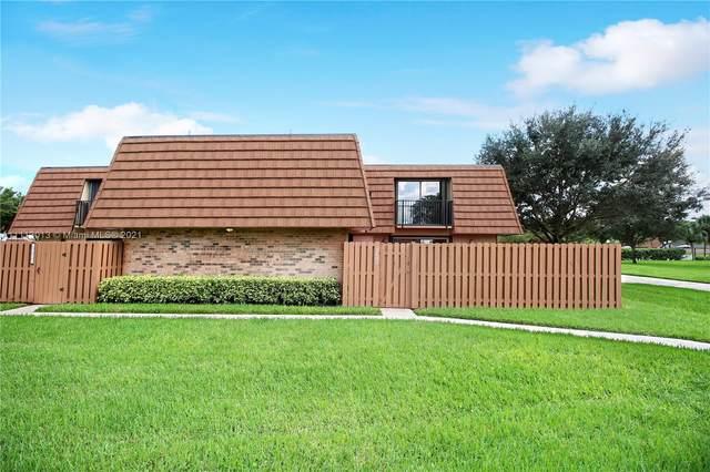 2605 Garden Ct, Cooper City, FL 33026 (MLS #A11113013) :: Green Realty Properties