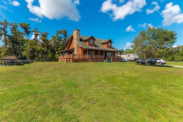 820 N Jinete St, Clewiston, FL 33440 (MLS #A11113028) :: Green Realty Properties