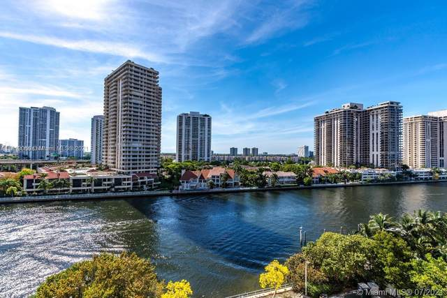19390 Collins Ave #1123, Sunny Isles Beach, FL 33160 (MLS #A11113060) :: Green Realty Properties