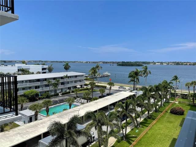 3800 Washington Rd #411, West Palm Beach, FL 33405 (MLS #A11113077) :: Prestige Realty Group