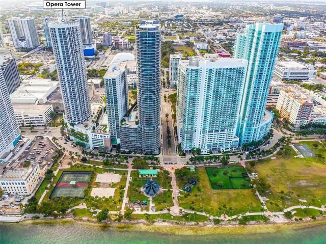 1750 N Bayshore Dr #5006, Miami, FL 33132 (MLS #A11113088) :: The Teri Arbogast Team at Keller Williams Partners SW