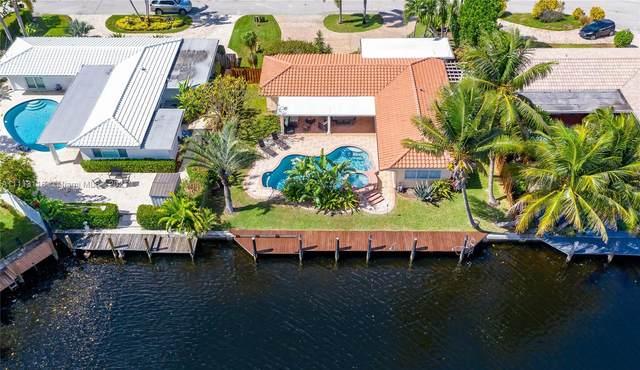 6320 NE 15th Ave, Fort Lauderdale, FL 33334 (MLS #A11113118) :: Lana Caron Group